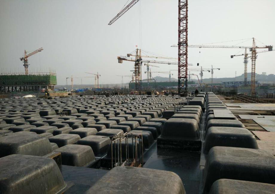模壳施工中的混凝土浇筑过程及工艺要求