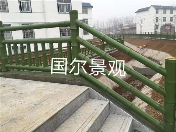 晋中仿竹栏杆