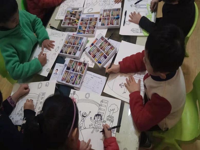 为什么少儿美术可以完成儿童脑启智的开发呢?