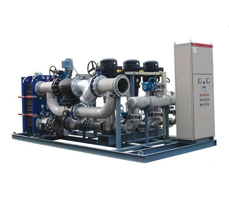 汽水板式换热机组