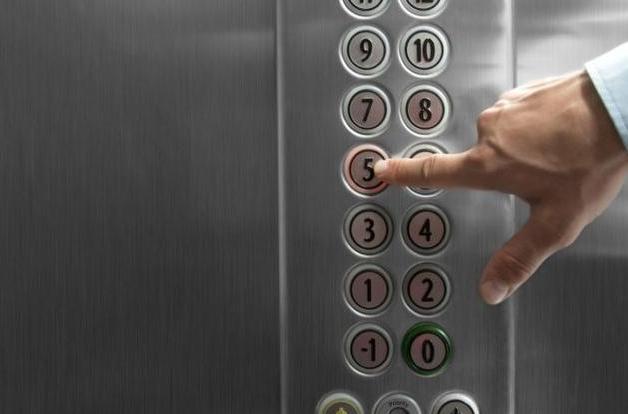 家用电梯的组成