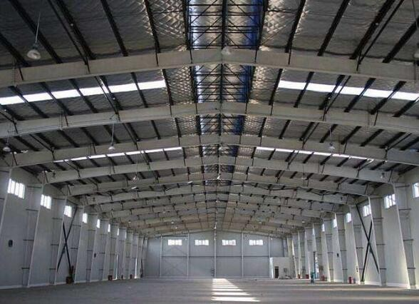 西宁轻钢结构厂房