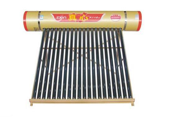 太阳能热水器为什么会产生水雾