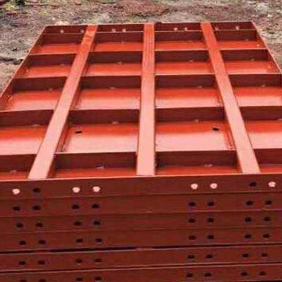 青海钢模板安装方法及技巧