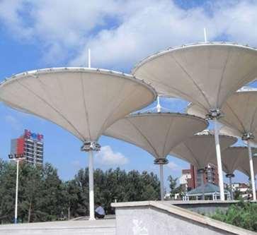 膜结构建筑受欢迎程度高的原因