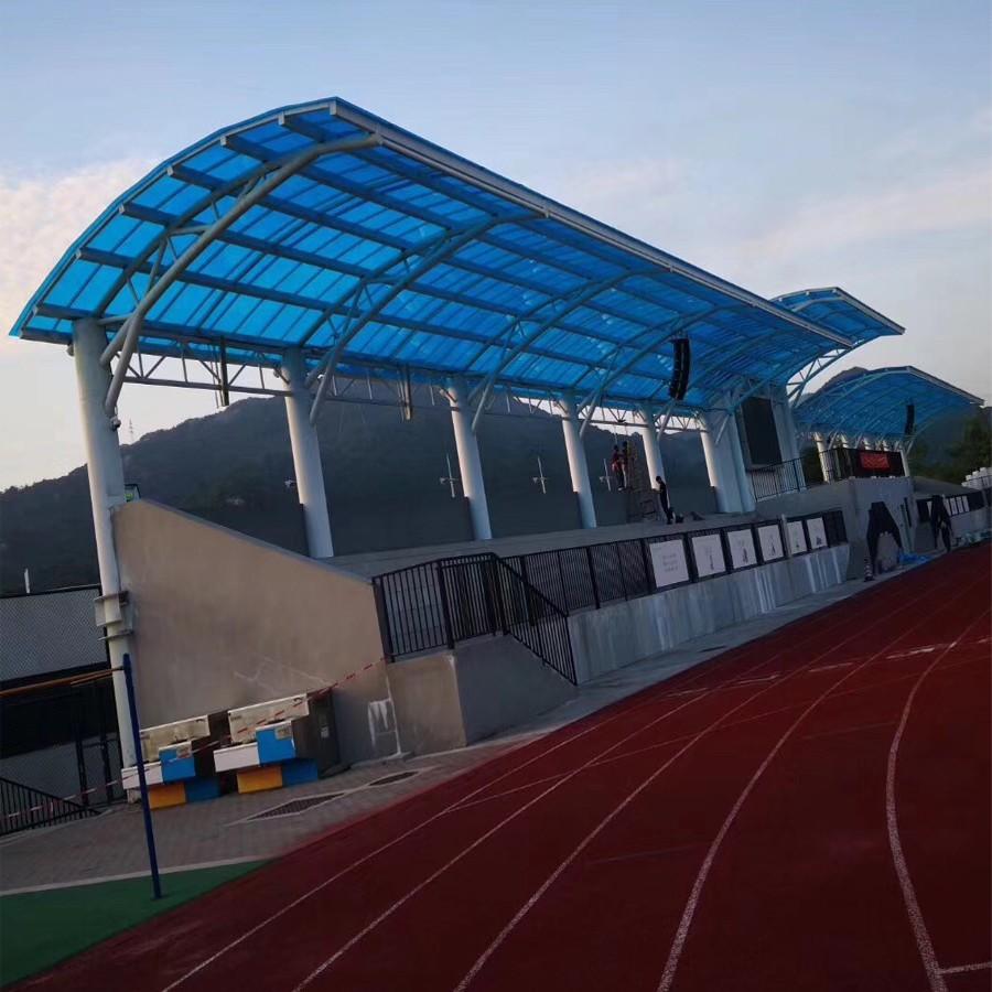 长春体育场顶部采光15000平