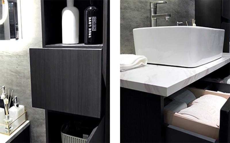 成都不锈钢浴室柜