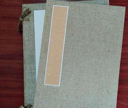 卡纸册页定制有方法