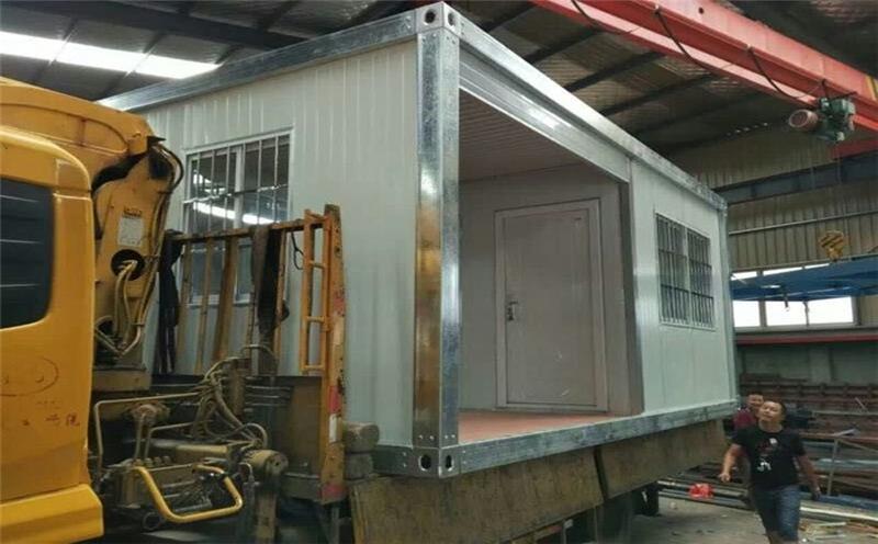 模块化集装箱房屋