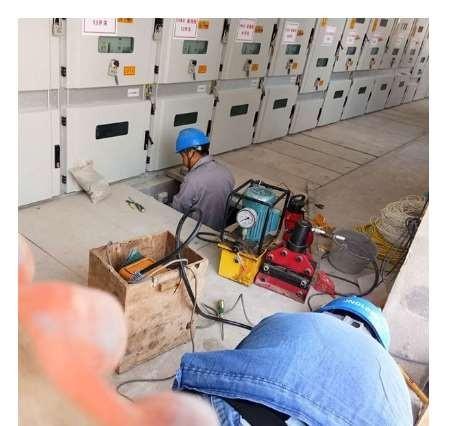 电力技术施工中的配电室怎样较好进行