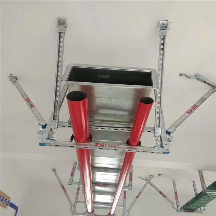 建筑抗震支架的布置原则