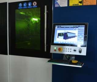 生锈铁板可以直接用激光切割机切割