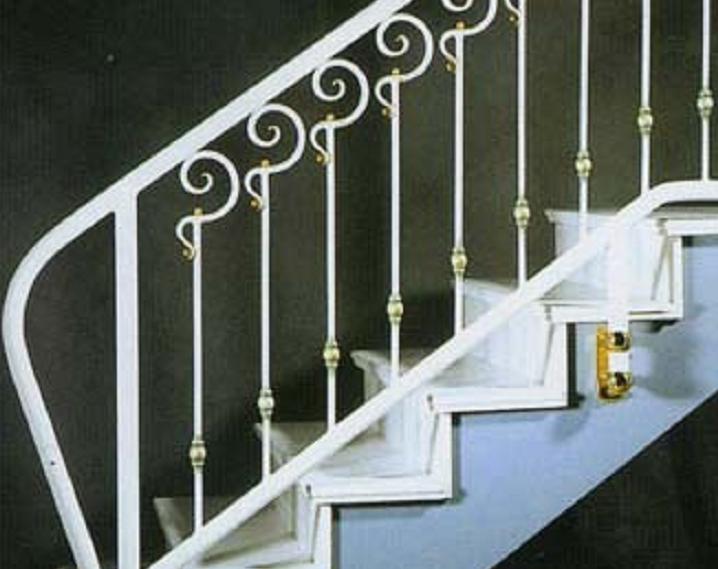 现代家用定制楼梯扶手