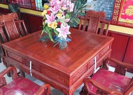 麻将桌上的麻将是怎样计算的?