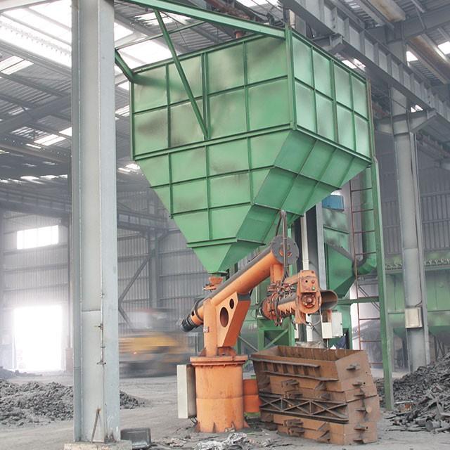 新型鋁合金型材鑄造設備的功能簡述