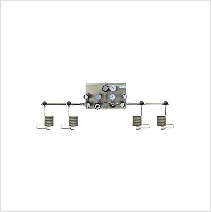 MPS1100系列半自动切换特气汇流排的介绍和使用方法