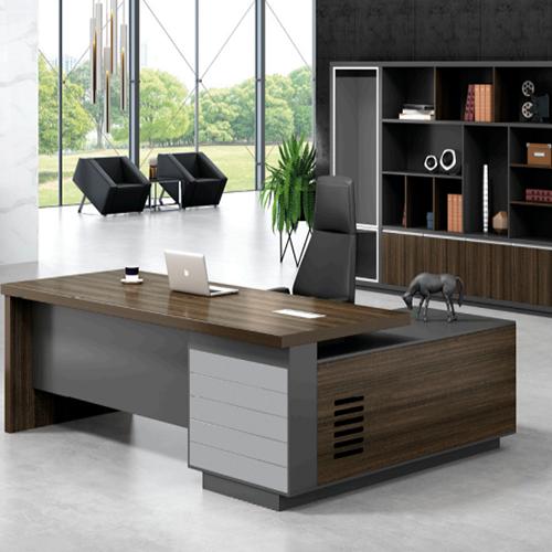 办公家具-屏风办公桌