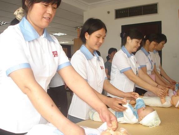 青羊知名母婴护理培训优质推荐
