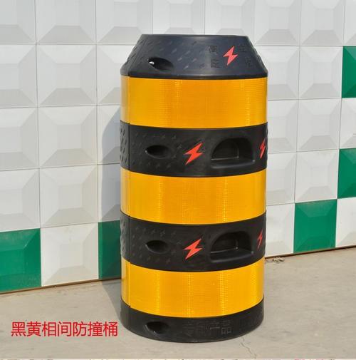 电杆防撞墩(电杆警示防护墩)三大优势
