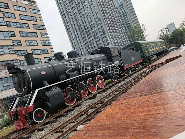 1:1仿制上游型蒸汽机车