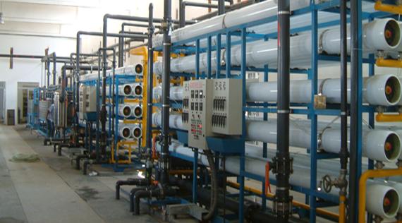 影响反渗透水处理设备使用过程制水量减少的因素有哪些?