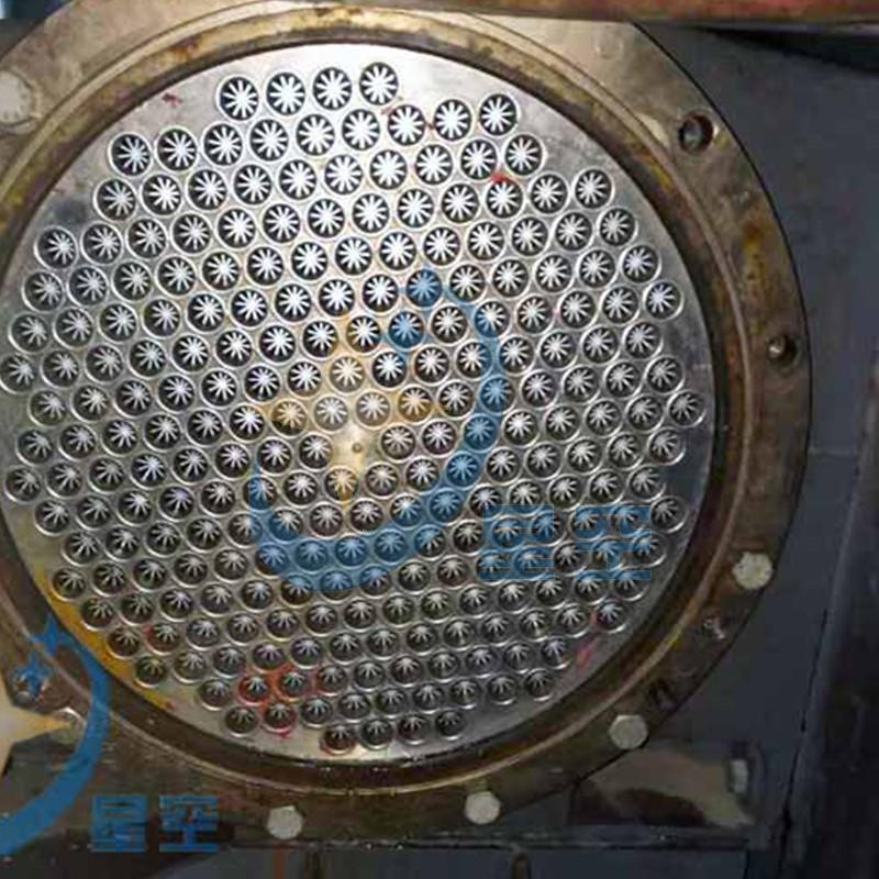 现代威亚汽车发动机厂换热器