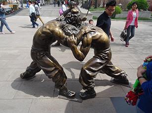 锻铸铜雕塑价格