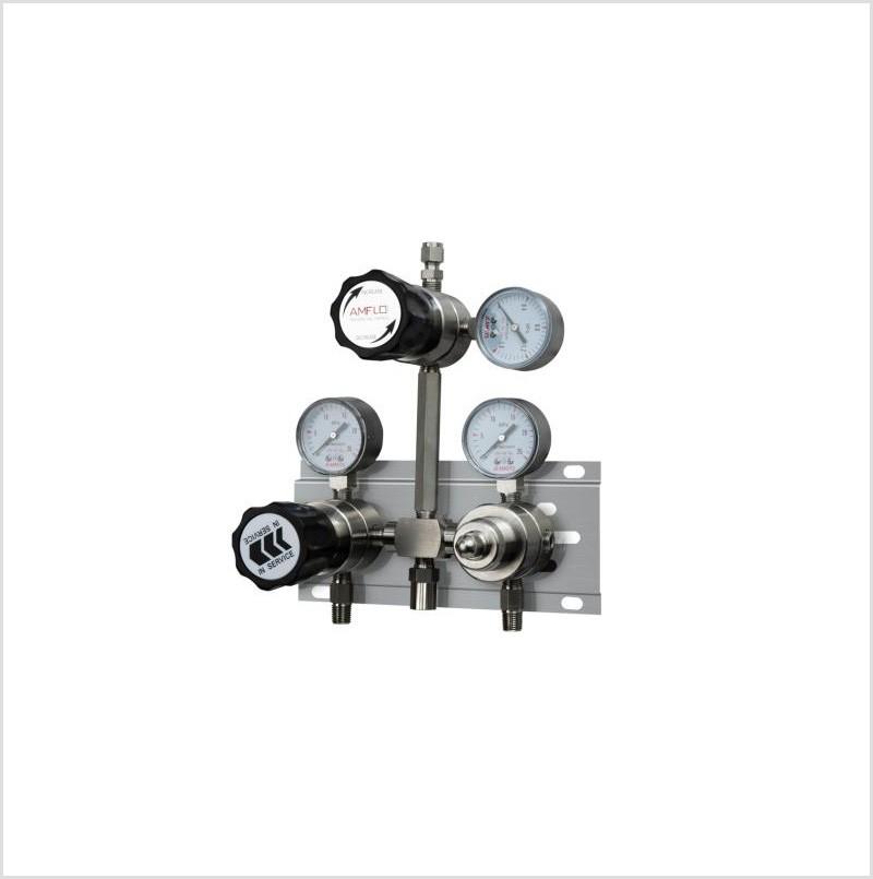不锈钢减压器半自动切换的使用途径