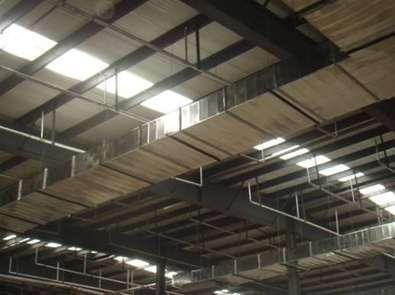 通风管道降温设备的重要作用