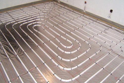 地暖漏水检测