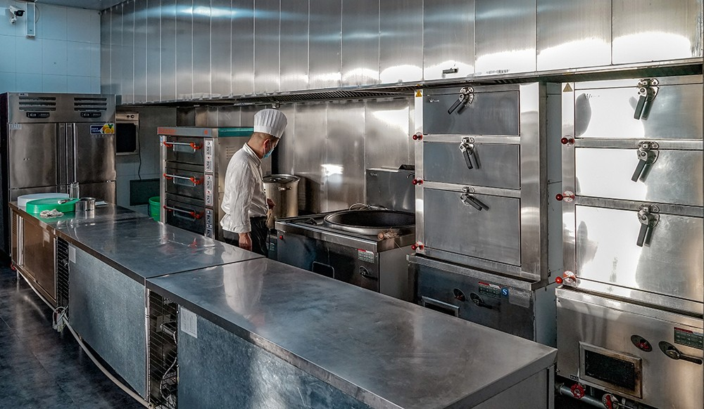 购买厨房设备的方法和方式