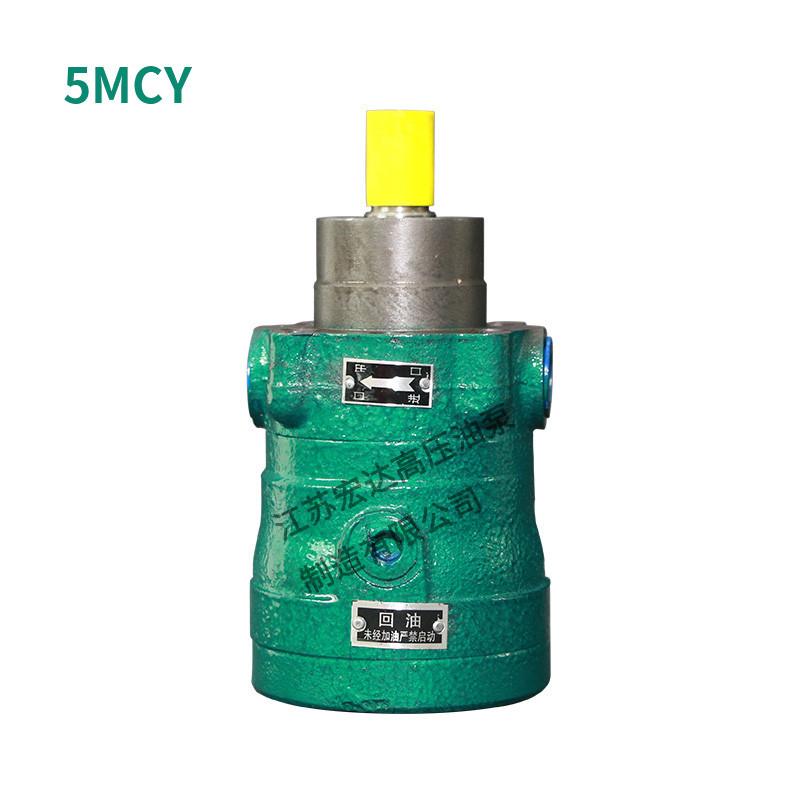 轴向柱塞泵为什么会震动