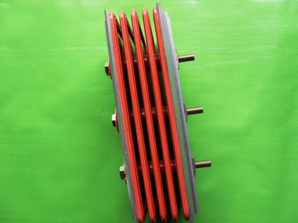 母线槽快速连接器