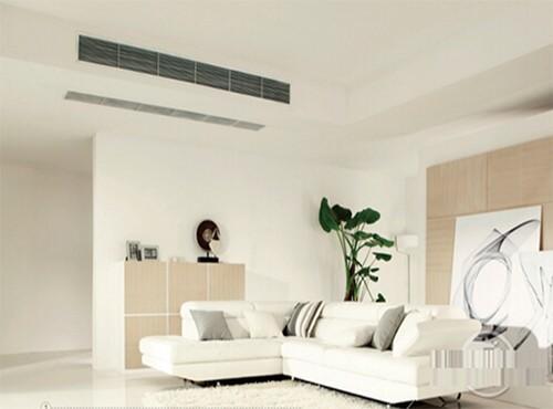 中央空调和新风系统可以共用一套管道吗