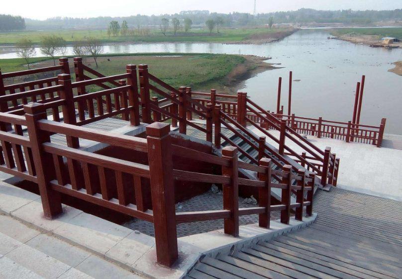 江苏仿木护栏的适用性