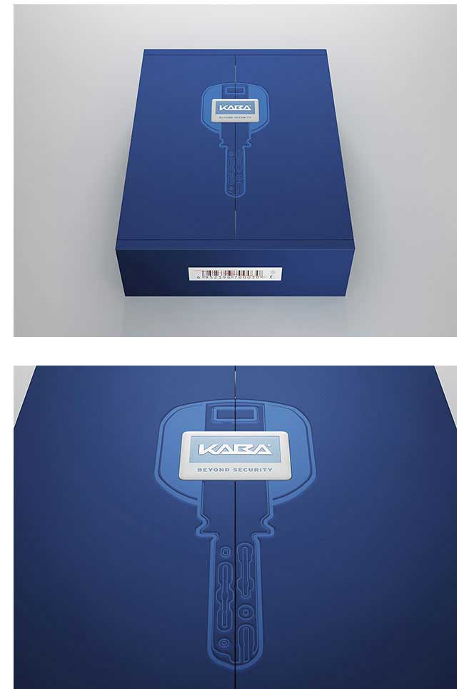 数码产品包装盒设计