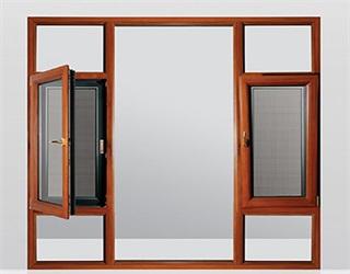 铝包木门窗的优点