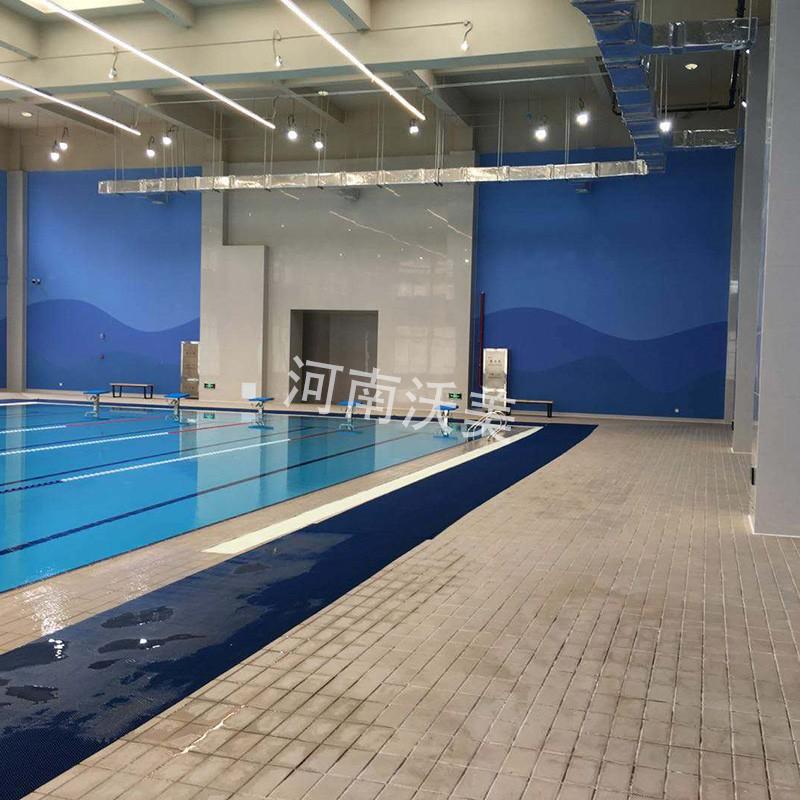 学校泳池案例