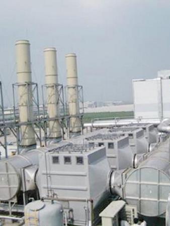 太阳能废气处理工程