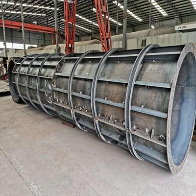 铁路钢模板