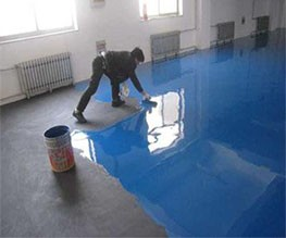 四种常见的去除废弃地坪漆的方式