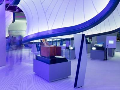 呼和浩特全息投影在医疗展厅设计中的应用