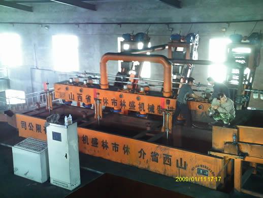 选煤机械液压系统四类常见故障及处理方法