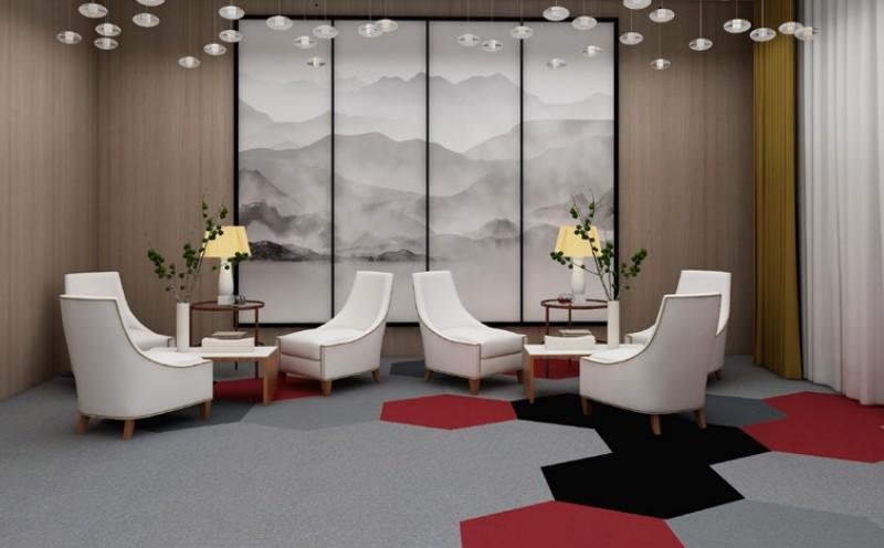 CCP办公地毯