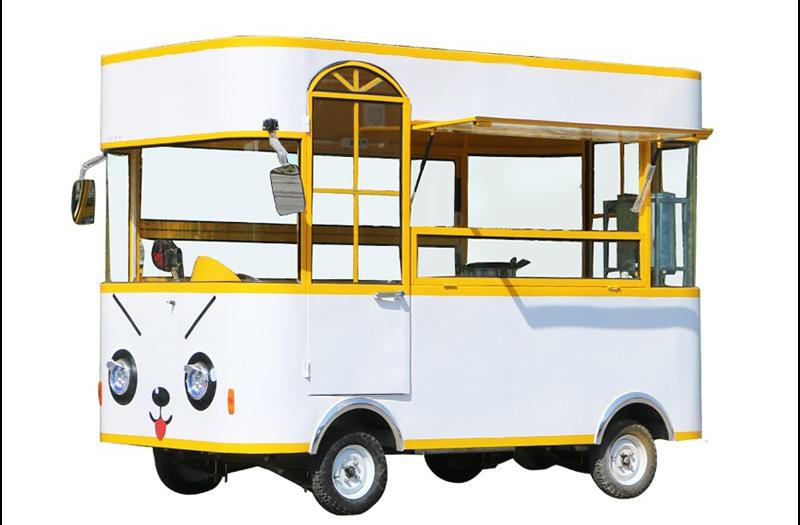 多功能移動餐車