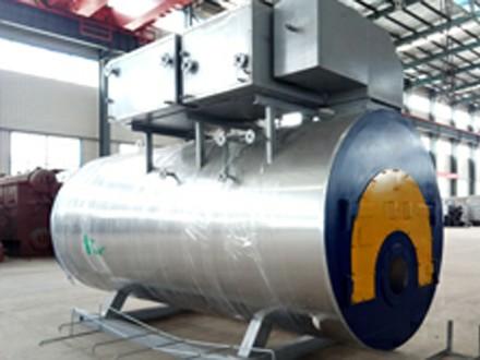 WNS燃油燃气冷凝式锅炉
