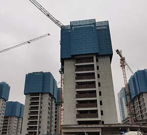讲一讲全钢爬架是什么,对于高层建筑的用处会大吗?