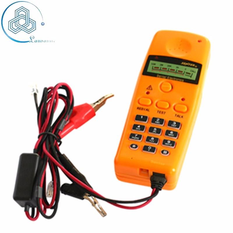 LS-220安全智能查线仪电话线查线机
