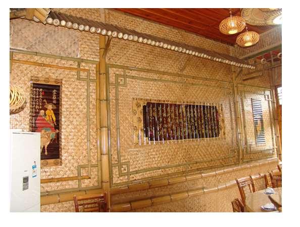 竹房子打破传统的建筑模式