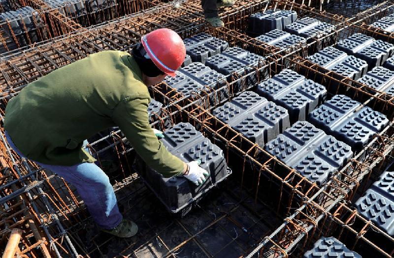 薄壁方箱施工混凝土浇筑注意事项